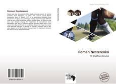 Roman Nesterenko kitap kapağı