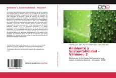 Borítókép a  Ambiente y Sustentabilidad - Volumen 2 - hoz