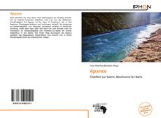 Bookcover of Apance