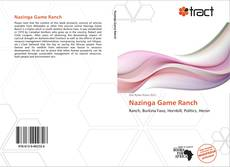 Capa do livro de Nazinga Game Ranch