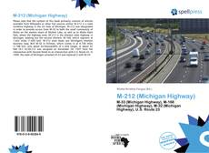 M-212 (Michigan Highway) kitap kapağı