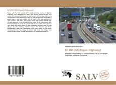 Portada del libro de M-204 (Michigan Highway)