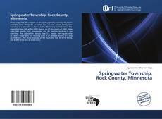 Buchcover von Springwater Township, Rock County, Minnesota