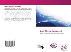 Capa do livro de Nazir Ahmad (Murderer)
