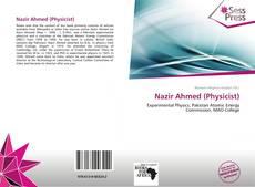 Nazir Ahmed (Physicist) kitap kapağı