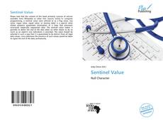 Sentinel Value kitap kapağı