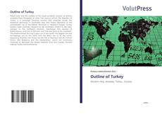 Couverture de Outline of Turkey