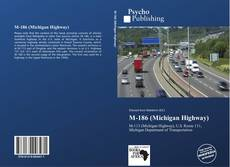 Bookcover of M-186 (Michigan Highway)