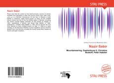 Nazir Sabir kitap kapağı