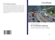 Portada del libro de M-153 (Michigan Highway)