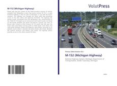 Portada del libro de M-152 (Michigan Highway)