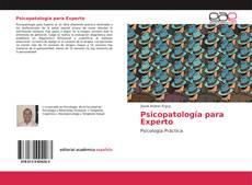 Borítókép a  Psicopatología para Experto - hoz