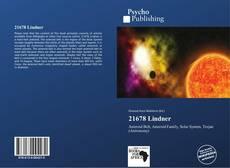 Bookcover of 21678 Lindner