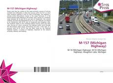 Capa do livro de M-157 (Michigan Highway)