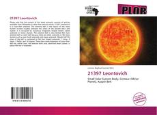 Bookcover of 21397 Leontovich