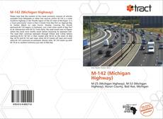 M-142 (Michigan Highway) kitap kapağı