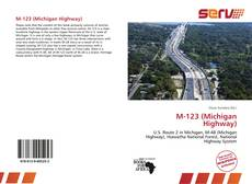 Bookcover of M-123 (Michigan Highway)