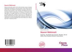 Capa do livro de Nazmi Mehmeti