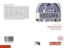 Bookcover of Sentry Firewall