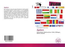Bookcover of Apelern