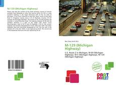 Capa do livro de M-129 (Michigan Highway)