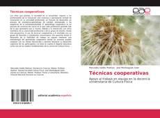 Capa do livro de Técnicas cooperativas