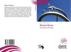 Bookcover of Roman Rurua