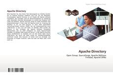 Bookcover of Apache Directory