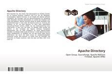 Buchcover von Apache Directory