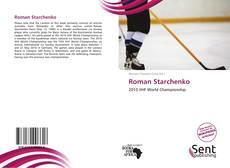 Roman Starchenko kitap kapağı