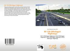 Bookcover of M-138 (Michigan Highway)
