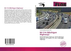 Bookcover of M-114 (Michigan Highway)