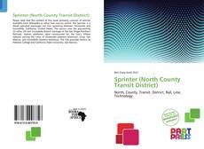 Portada del libro de Sprinter (North County Transit District)
