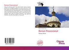 Bookcover of Roman Processional