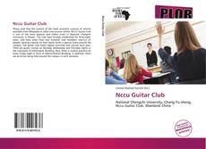 Обложка Nccu Guitar Club