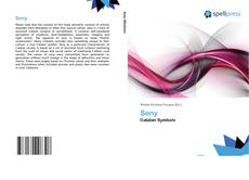Bookcover of Seny