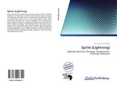 Portada del libro de Sprite (Lightning)