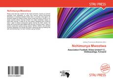 Capa do livro de Nchimunya Mweetwa