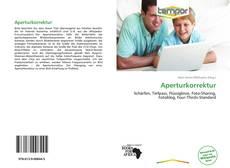 Buchcover von Aperturkorrektur