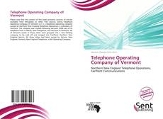 Buchcover von Telephone Operating Company of Vermont