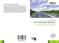 M-23 (Michigan Highway) kitap kapağı
