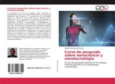 Обложка Curso de posgrado sobre nanociencia y nanotecnología