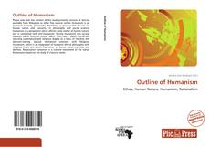 Bookcover of Outline of Humanism