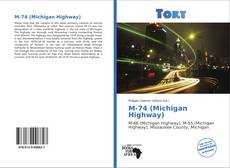Portada del libro de M-74 (Michigan Highway)