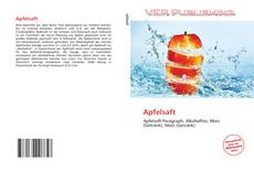 Bookcover of Apfelsaft