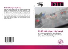 Portada del libro de M-98 (Michigan Highway)