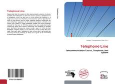 Bookcover of Telephone Line