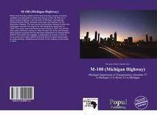 Portada del libro de M-108 (Michigan Highway)