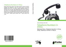 Buchcover von Telephone Numbers in China