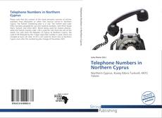 Portada del libro de Telephone Numbers in Northern Cyprus